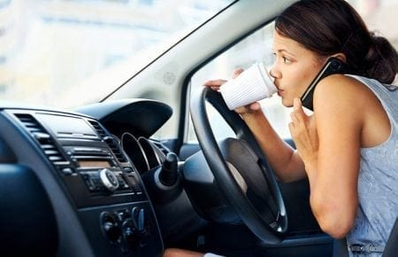 Distracted Driver Accidents: What You Need to Know