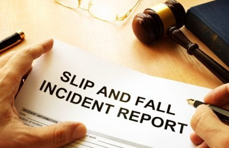 Slip-and-Fall Injuries: What You Need To Know