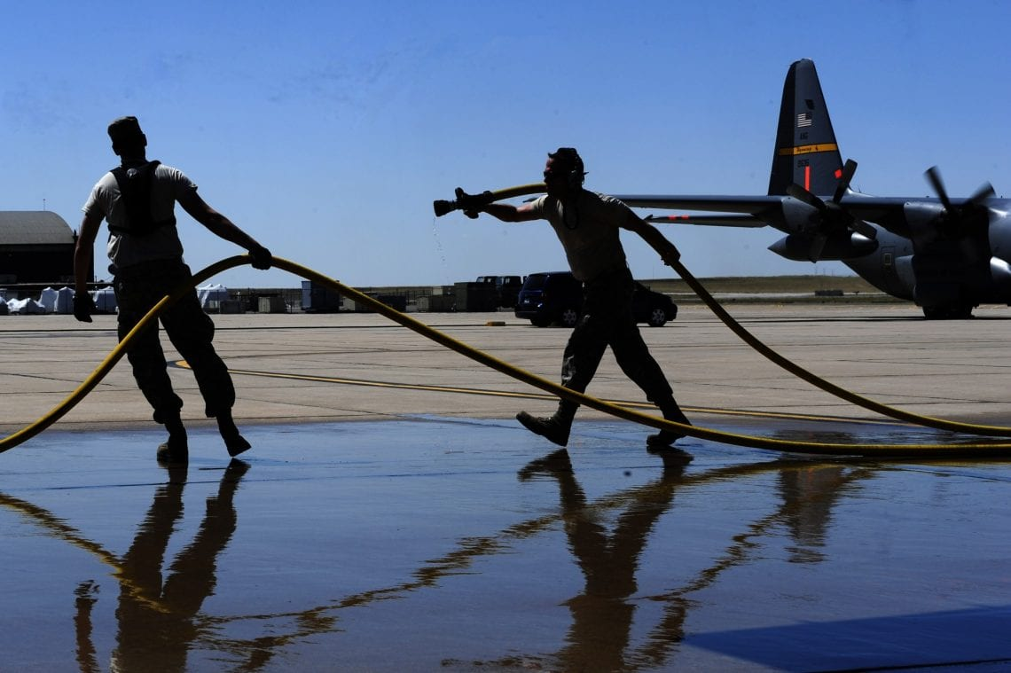 Contractor Life on US Military Bases: How the Pandemic Has Affected It